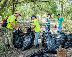Groundwork Dallas Cleanup